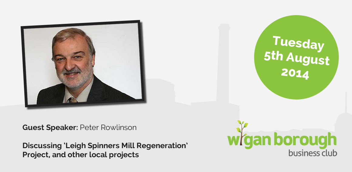Wigan BBC's Peter speaking about Leigh Spinners Mill