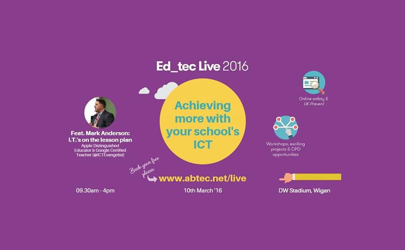 Ed_tec Live 2016