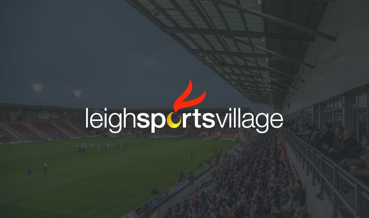 Leigh Sports Village featured project image
