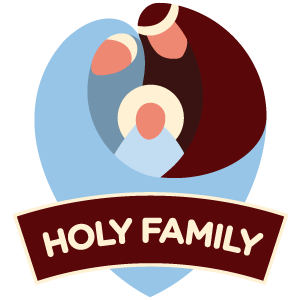 Holy Family Primary School Logo
