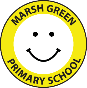Marsh Green Primary School Logo